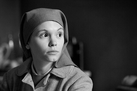 Still from the film: Ida